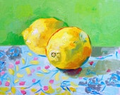 Lemons 329 print 8x10