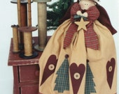 PRIM Pattern ALWAYS 18 inch Christmas Angel