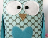 Owl Plush Freddie the Owl