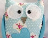Owl Plushie Florry the Owl
