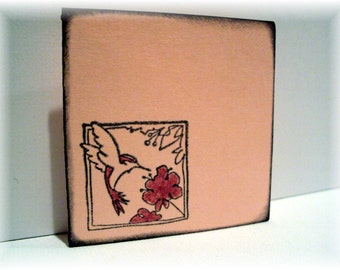 Humming Bird Collection mini note CARDS