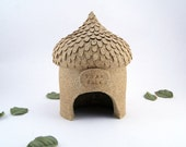 A Toad Hall for Spring - Toad House - Ready to Ship