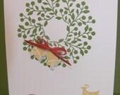 10 Christmas cards