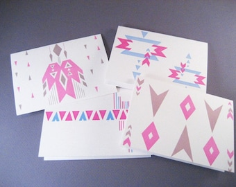 SALE-Going Native Blank Note Cards