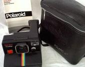 Polaroid One Step Time Zero Land Camera