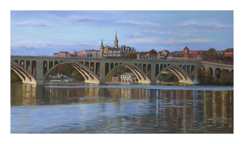 Items similar to Georgetown University and Key Bridge ...