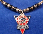 Buffalo Bills NFL Licensed Charm, Necklace
