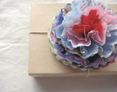 fanfare paper flowers by missIsa