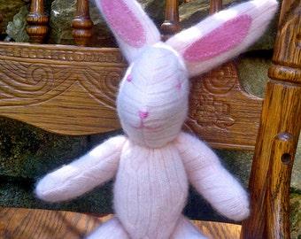 Waldorf Pink Bunny Rabbit