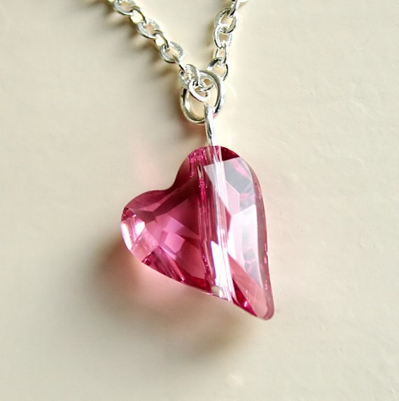 Items Similar to Pink Heart