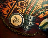 Honey Amber (solid perfume--honeycomb, amber, oak, applewood)