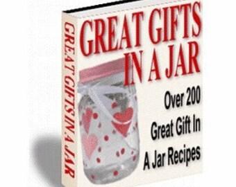 Gifts In A Jar - Great Recipes - eBook PDF File