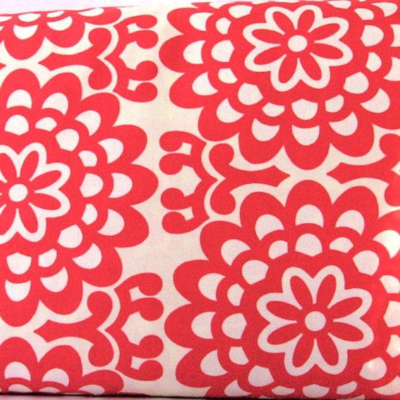 One Half Yard Cherry Wallflower Fabric by Amy Butler Westminster Fibers