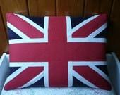Traditional Union Jack Cushion