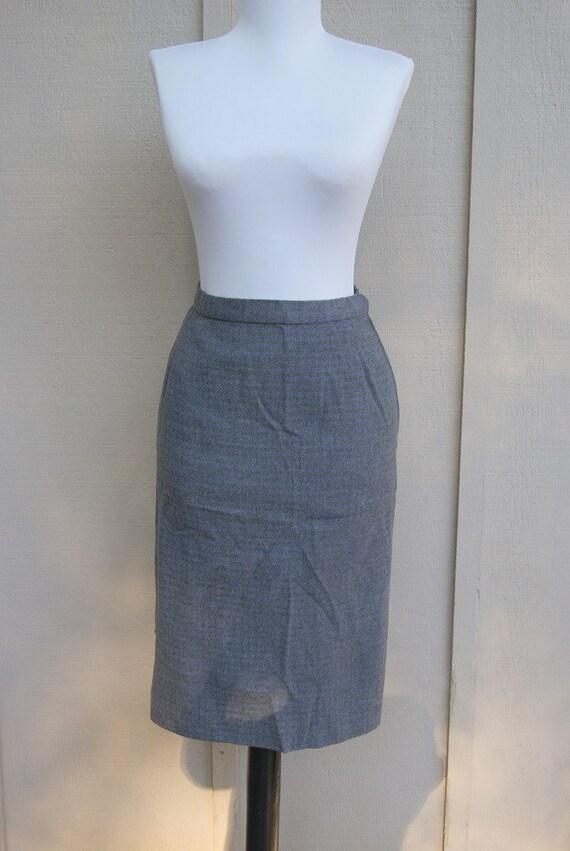 Cutest Wool Pencil Skirt