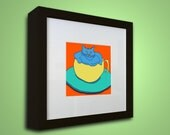 Framed Print - Any one of my square prints