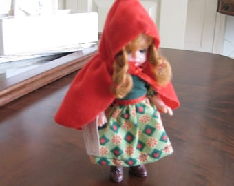 Madame Alexander Doll Little Red Riding Hood