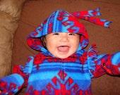 Baby Bunting - Great Nation Royal blue