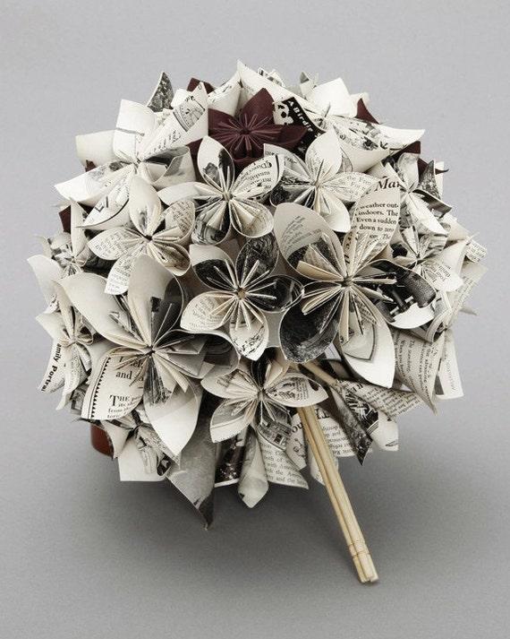Custom Large Paper Bouquet