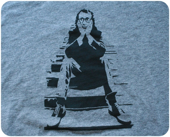 woody allen shirt for Ann.