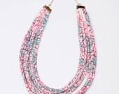 HotGlow Fabric Necklace