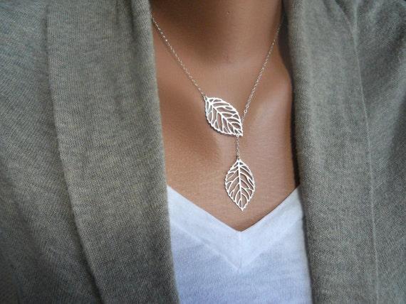 Leaf Lariat