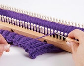 """KB All in One Loom 18"""" Knitting Board with Round and Sock ..."""