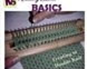 How To Knitting Board Basics II DVD Instruction NEW