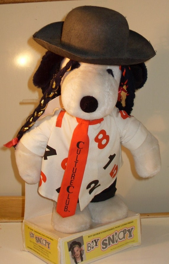 Image result for boy snoopy doll