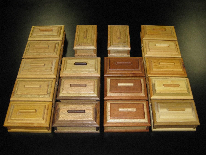Jewelry Box W Secret Compartment