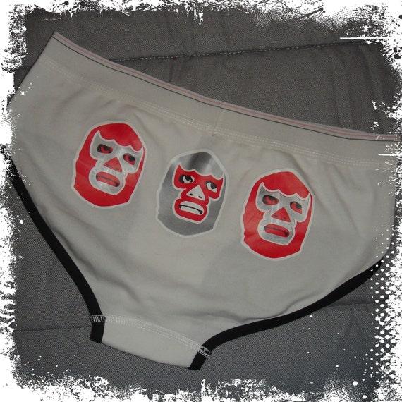 Mexi Mask Undies Women's Size Medium