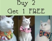 CUSTOM collar SALE - buy 2 get 3rd free