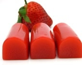 Strawberry Caramel 10 pcs. 1/4 lb.