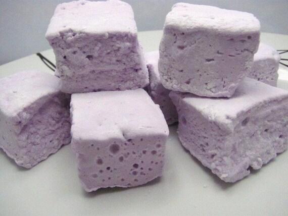 Lavender Marshmallows