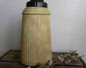 Vintage NORGE Ceramic Refrigerator Water Bottle- 1930's-1940's-EXTREMELY RARE
