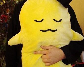 Cheese-kun plush pillow cosplay stuffed animal