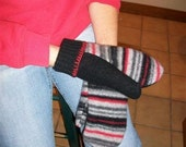 Unique Recycled Wool Mitten