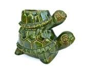 Turtle Planter or Vase