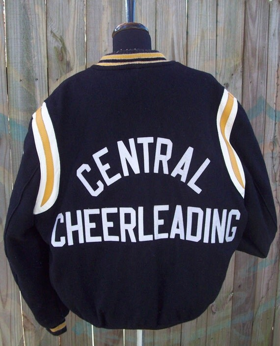 Vintage Varsity Cheerleading Jacket RESERVED FOR By ...