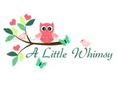 Owl, Birdies Tree Branch Premade Business Logo Design 47 A Little Whimsy