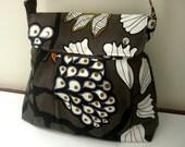Diaper Bag-School bag-Grey-Everyday Bag-Adjustable to Straps