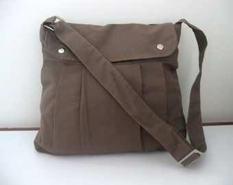 New-Brown Bag-Adjustable to Straps