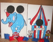2bean  toss   Games Tent and Elephant