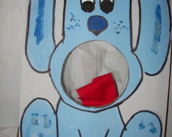 1 Blues Clues    toss game
