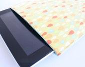 Raindrop iPad Sleeve / iPad Case
