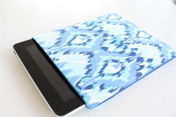 Ikat iPad Sleeve / iPad Case