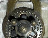 Bronze Spin Lock Catch