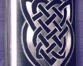 Knot a Shield Flask