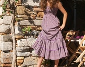 Organic Cotton Dress - MuMu Maxi