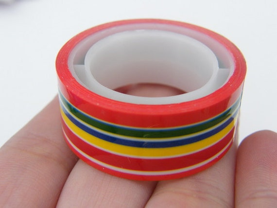 1 Roll deco tape 15mm wide 10m long